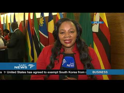 SADC ministers talk about Africa's upliftment