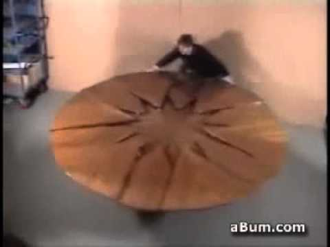 German Technology - Wood Tables