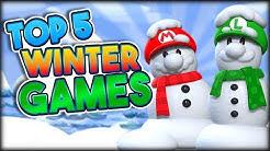 Akidos Weihnachtliches Weihnachtsvideo / TOP 5 beste WINTER LEVEL!