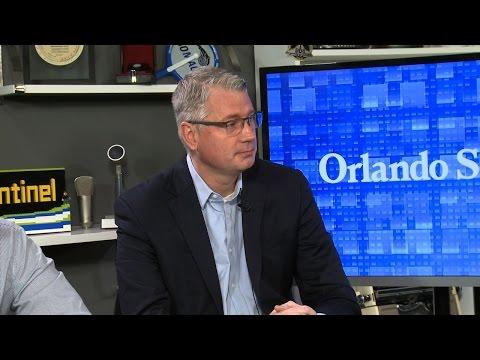 Economist Sean Snaith discusses 2016 business forecast for Central Florida