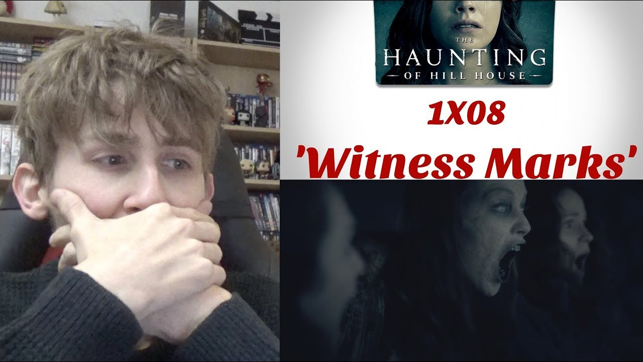 The Haunting Of Hill House Season 1 Episode 8 Witness Marks Reaction Youtube