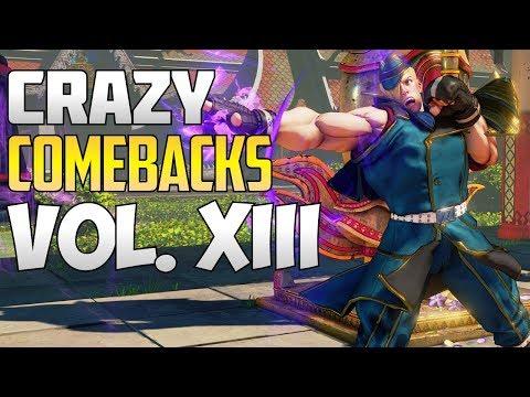 SFV S2.5 ▰ Unbelievable / Epic Street Fighter V Comebacks Volume 13