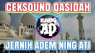 Cek Sound Qosidah terbaru.. Jernih banget