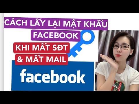 cách hack mật khẩu facebook bằng số điện thoại - CÁCH lấy lại Mật Khẩu Facebook khi Quên MK- mất số ĐT & Mail/ Đổi mật khẩu khi quên MK cũ/ Hằng Kobe