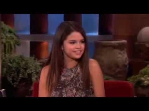 Selena Gomez Talks Taylor Swift on Ellen show