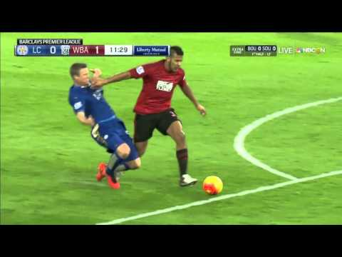Matchday 28: Leicester V. West Brom