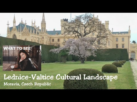 WHAT TO SEE in The Lednice-Valtice Cultural Landscape, Moravia, Czech Republic