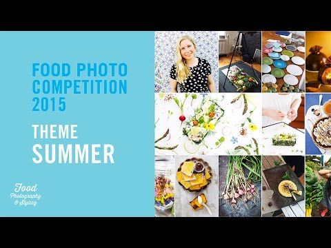 Food Photo COMPETITION