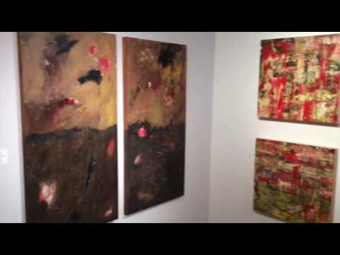 Art Exhibit: EXPRESSIONS IN THE ABSTRACT At Siskiyou Art Museum