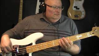 Black Sabbath Loner Bass Cover with Notes & Tablature