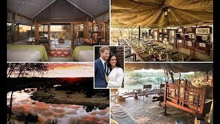 Harry and Meghan honeymoon: Inside luxury Botswana safari camp