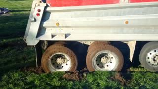 Stuck dump-truck.....part 2.