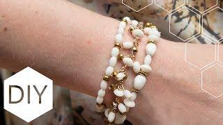 DIY sieraden maken met Kralenhoekje - Armbandensetje