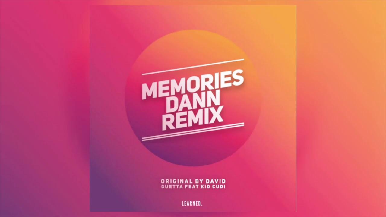 David feat. Kid cudi guetta memories amazon. Com music.