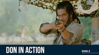 Don In Action   Don 2   Shah Rukh Khan   Farhan Akhtar