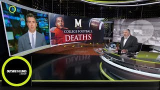 Have college football deaths become normalized? | Outside The Lines | ESPN