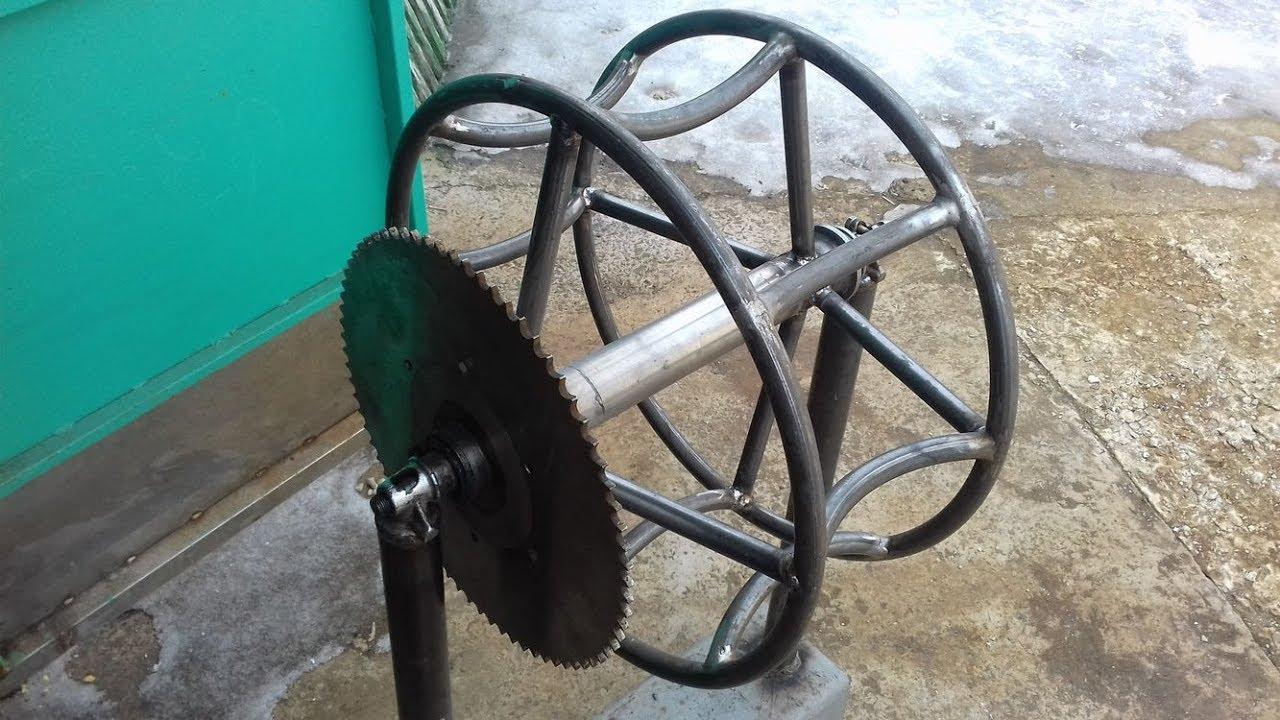 Изготовление дисков для шин своими руками