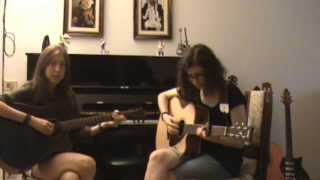 Lisa & Roberta - lily of the west ( joan baez cover)