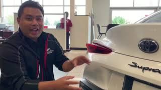 2020 Toyota Supra Review in Edmonton