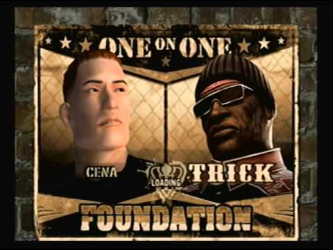 Def Jam Fight for NY - Creating John Cena