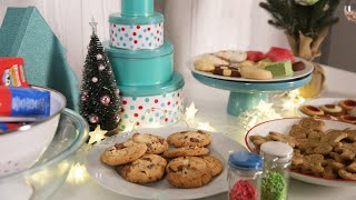 5 Easy Cookie Party Ideas