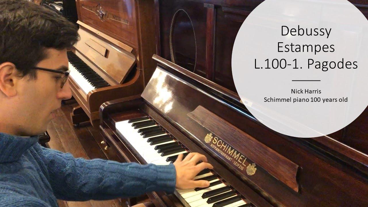 Debussy Estampes