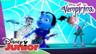 Vampirina: Aprender con Disney Junior - Los instrumentos musicales   Disney Junior Oficial