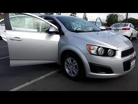 2015 Chevrolet Sonic San Pedro, Hawthorne, Torrance, RPV, Redondo, CA  P4211. Martin Chevrolet