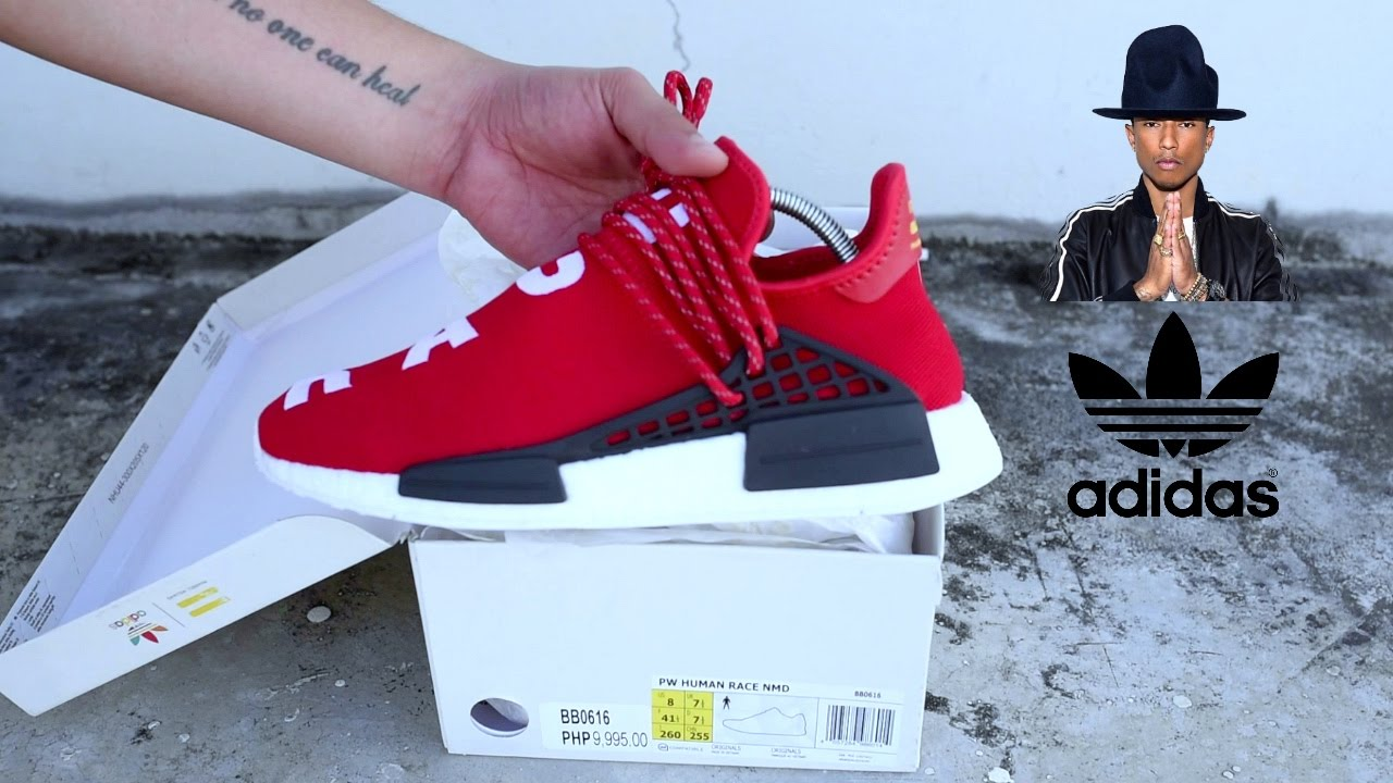 on sale f7466 cdbbf Adidas Human Race NMD Review + On Feet