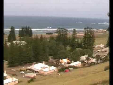 Kingston, Norfolk Island, South Pacific March 2006