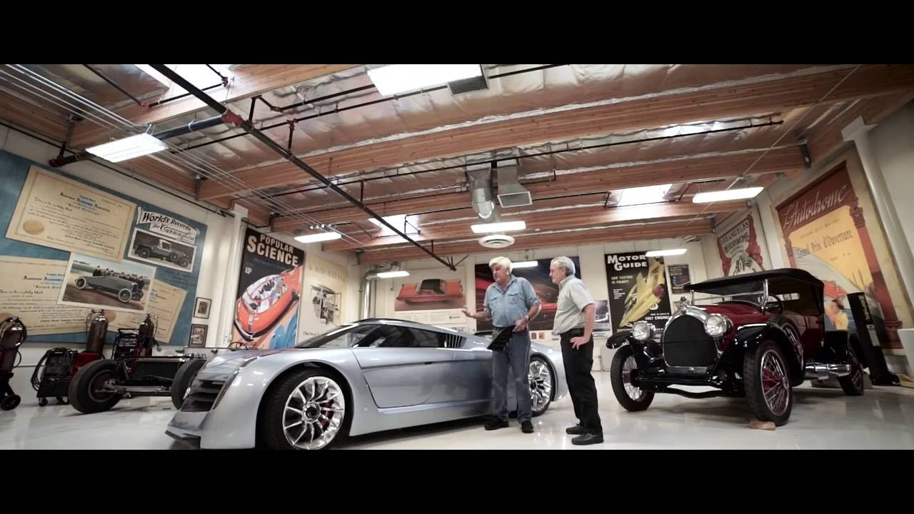 Jay Leno on 3D scanning and 3D printing