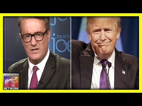 MSNBC'S Scarborough Goes BERSERK When He Opens His Mouth And PRAISES Obama