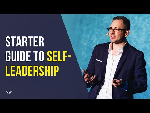 Starter Guide to SelfLeadership for Coaches by Jason Goldberg