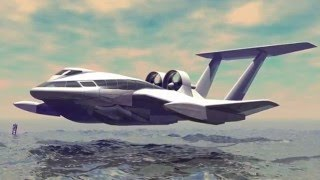 The Futuristic 'FLYSHIP', First Official Look Inside 'MOON SAND' superyacht & much more
