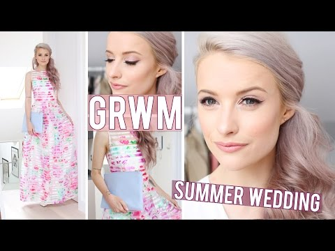 Prom and Wedding GRWM ad | Inthefrow
