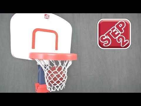 Shootin' Hoops Junior Basketball Set From Step2