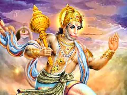 Awesome Hanuman Bhajan ( Veer Hanumana Ati Balwana )