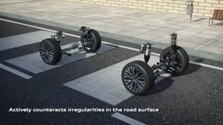 Активная подвеска новой Audi A8