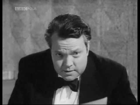 Orson Welles Sketchbook - Episode 1: The Early Days