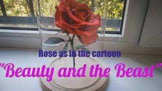 роза как в мультике