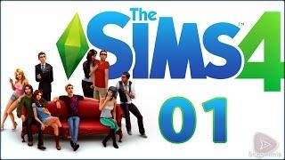 Ein neues Leben - Die Sims 4 - Let's Play [Deutsch] # 1