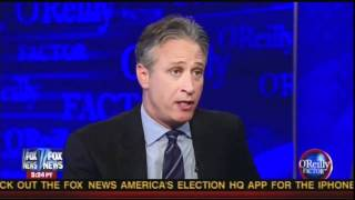 Jon Stewart does The O