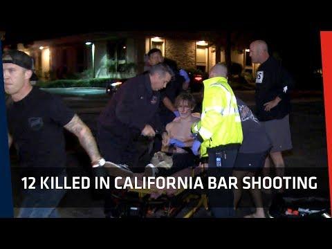 California Bar Shooting   Gunman Leaves 12 Dead and Multiple Injured