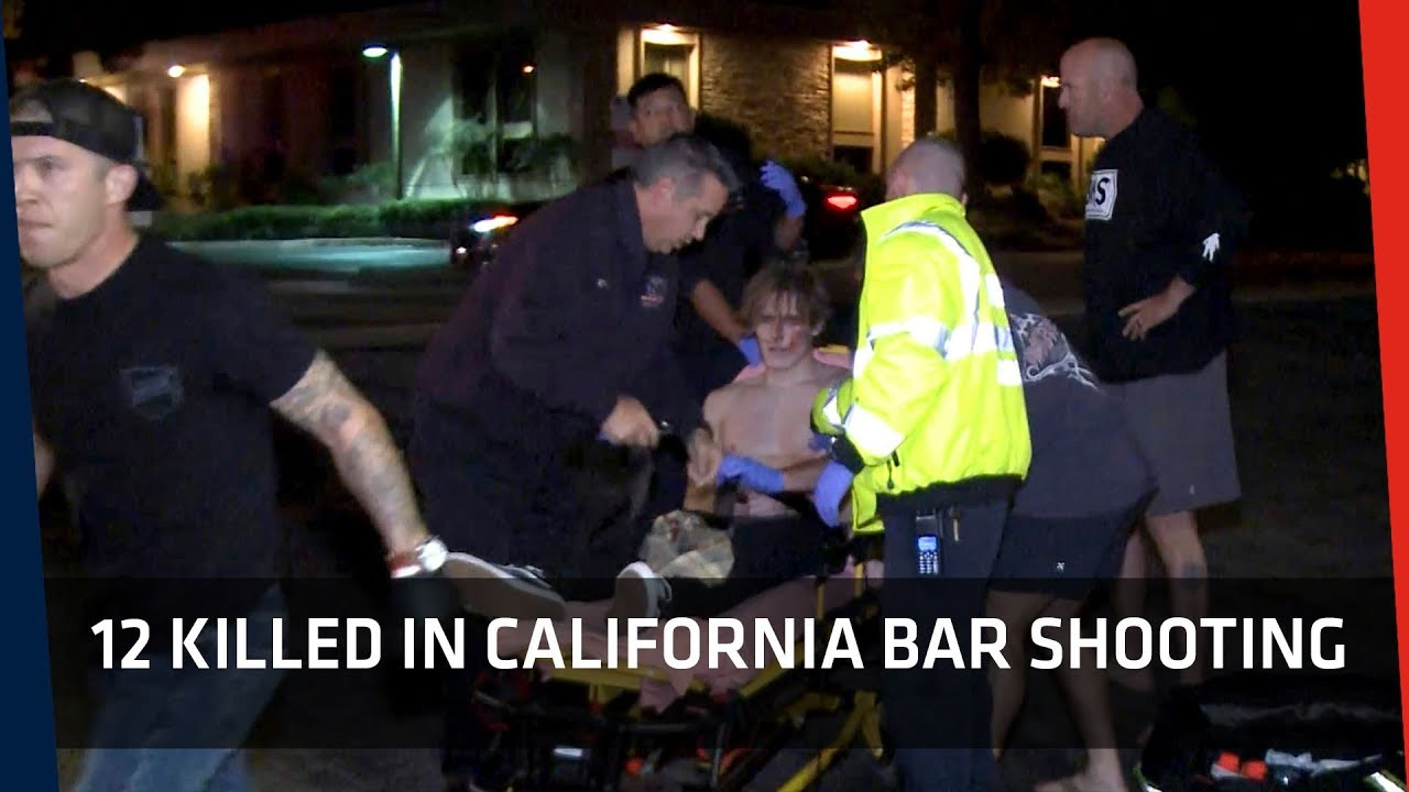 California Bar​ Shooting | Gunman Leaves 12 Dead and Multiple Injured