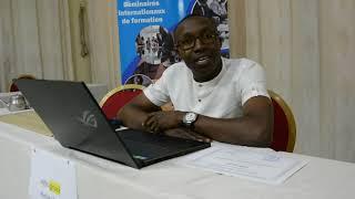 Monsieur HIEN Ignace, Ingénieur Génie civil / Burkina Faso