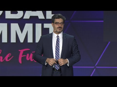 SU Global Summit 2019 | Exponential Business Models | Amin Toufani