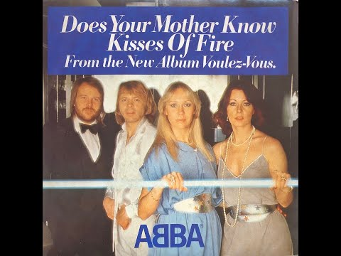 ABBA - Does Your Mother Know (1979 Vinyl)