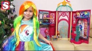 Веселая Школа Распаковка и Обзор Новые Игрушки !TOYS FOR KIDS! My Little Pony Makeup Equestria Girl(Все Видео Канала Little Miss Sofia:https://www.youtube.com/channel/UC3p6RnGpU0QQ_H7eYbnH2AA/videos Всем привет на канале Little Miss Sofia ..., 2017-01-19T04:33:14.000Z)
