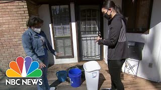 Residents In Mississippi Without Water For More Than Two Weeks After Storm | NBC News NOW