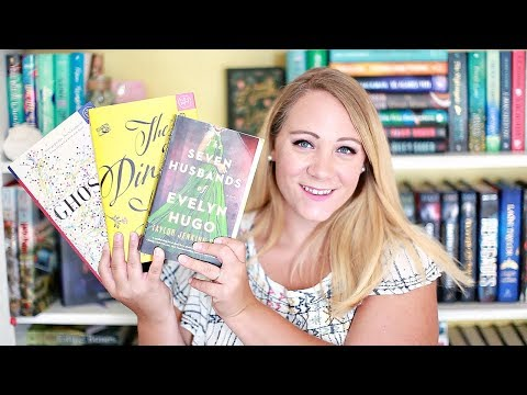 ADULT LITERARY FICTION [BOOK MASHUP REVIEW!!!]